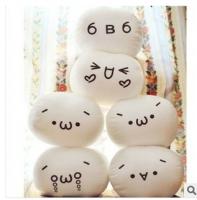 动漫 创意表情团子颜文字 粒子炸鸡块君 可印logo