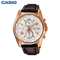 CASIO卡西欧 EFB-301L-7AVUPR 防水蓝宝石玻璃镜面男士手表