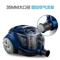 飞利浦吸尘器FC8471家用超静音除螨大功率强力手持卧式小型吸尘机